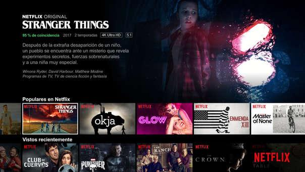 Netflix podría perder 4 millones de suscriptores en Estados Unidos para 2020