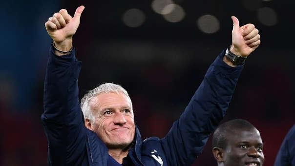 Didier Deschamps renovó contrato con la selección de Francia hasta el Mundial de Catar: