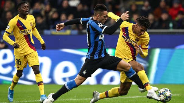 Barcelona 2-1 Inter de Milán: resultado, resumen y goles