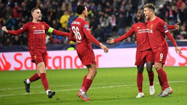 Golazo del Liverpool: desborde perfecto de Sané y cabezazo de Keita