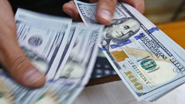 En los últimos doce meses la divisa trepó en 0.92%, de acuerdo con el Banco Central de Reserva.