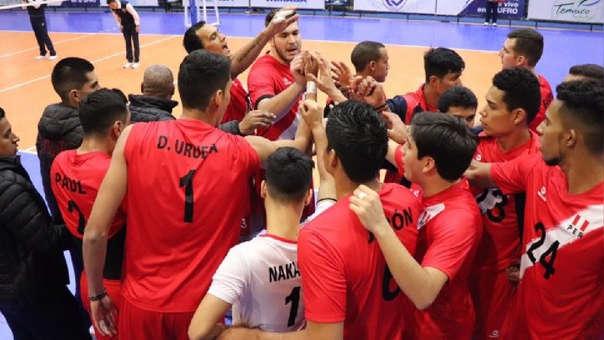 Selección Peruana de Voleibol Masculino