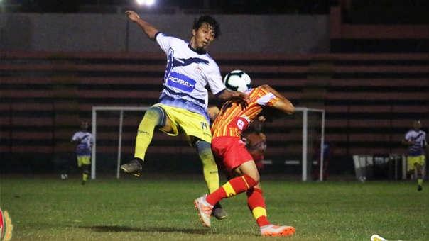 Atlético Grau y Sport Chavelines empataron 0-0 en el Miguel Grau