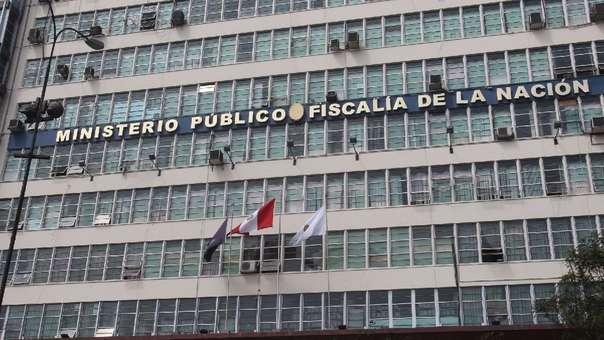 Disputas entre fiscales al interior del Ministerio Público.