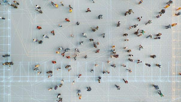 Cada segundo, los seres humanos producimos 83,521 GB de información en Internet.