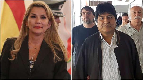 Evo Morales | Gobierno interino de Jeanine Áñez afirma no tener ...