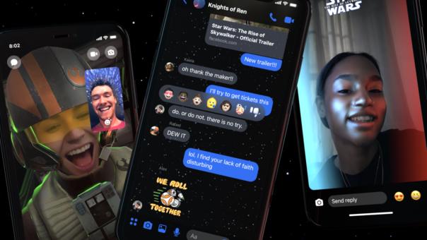 Star Wars Messenger