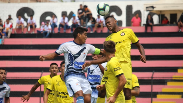 Deportivo Coopsol vs. Sport Chavelines