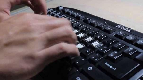 Detención se realizó a través del patrullaje virtual del Departamento de Ciberprotección Infantil (DCI) de la DIVINDAT.