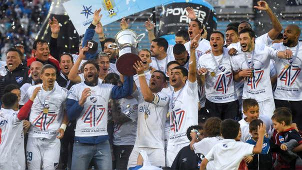 Nacional se consagró campeón del 2019 al derrotar a Peñarol