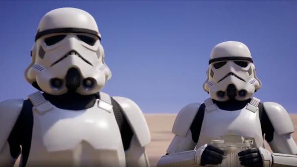 Star Wars - Fortnite