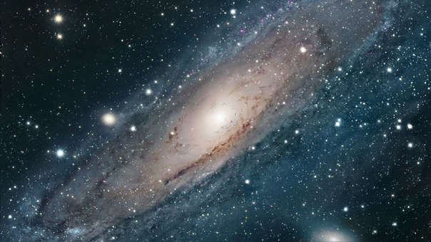 Galaxia captada por Hubble