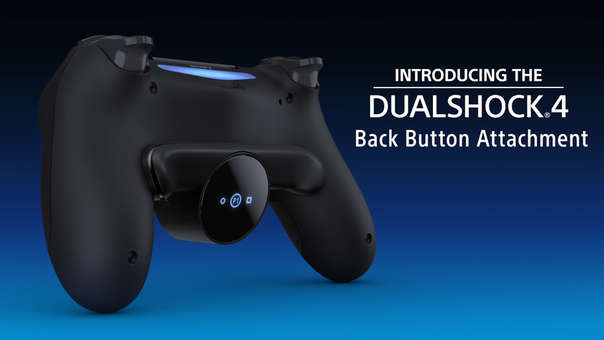 DualShock 4 periférico