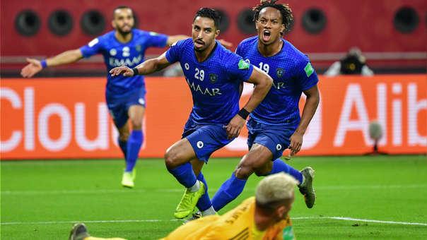 El golazo de Al-Hilal ante Flamengo por la semifinal del Mundial de Clubes