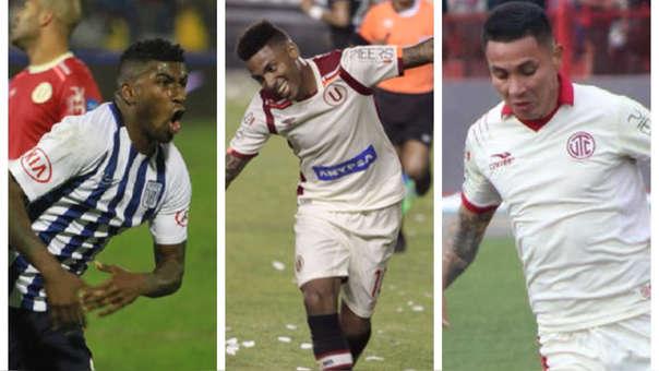 Jean Deza, Alexi Gómez y Carlos Ascues, se perfilan como los nuevos fichajes de Alianza Lima para 2020