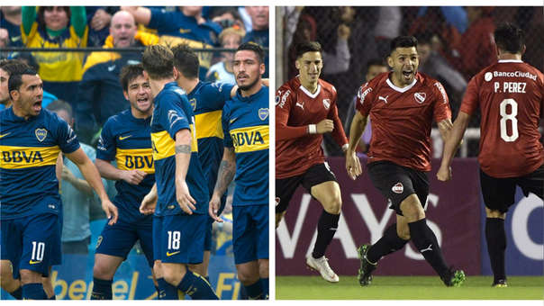 Boca Juniors e Independiente, los posibles rivales de Universitario previo a su debut en la Libertadores