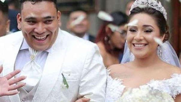 Gianella Ydoña, aún esposa de Josimar, afirma que no se divorciará de él porque
