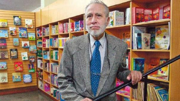 El escritor y crítico literario peruano José Miguel Oviedo falleció 85 años