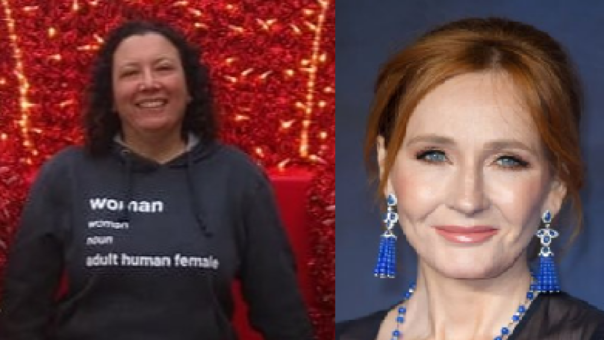 Maya Forstater y J.K. Rowling