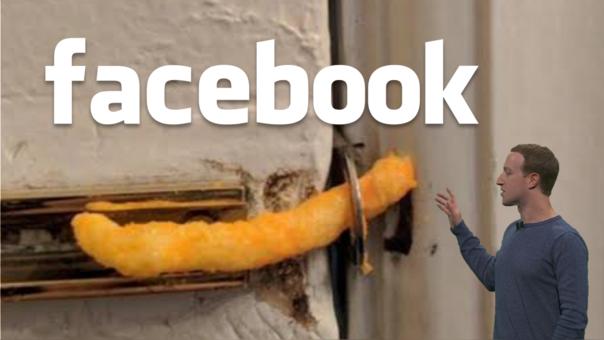 A veces la seguridad de Facebook no es tan eficiente