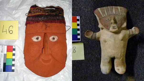 Bienes arqueológicas peruanos
