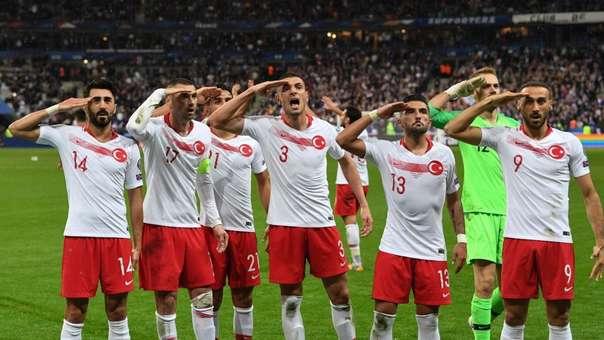 Selección de Turquía