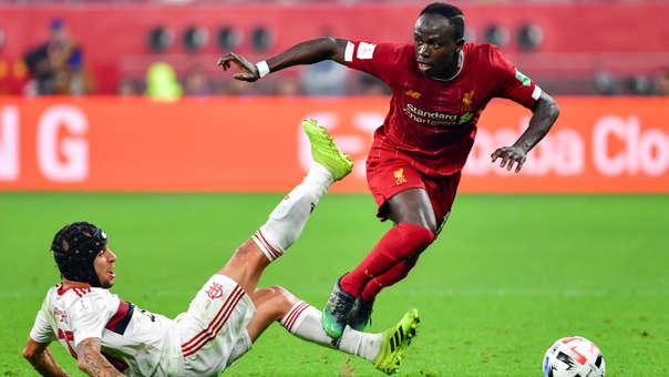 Liverpool vs. Flamengo - Rafinha - Sadio Mané