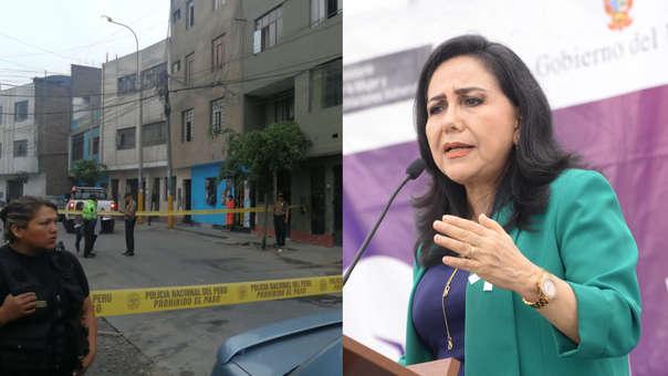 Gloria Montenegro, ministra de la Mujer