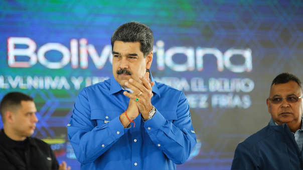 VENEZUELA-CRISIS-NICOLÁS MADURO