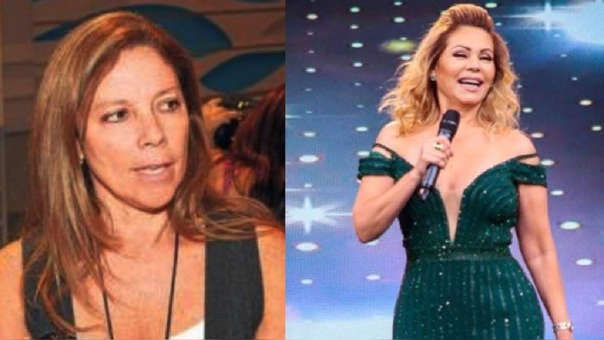 Productora de Pro TV sobre Gisela Valcárcel y su llamada a programa de Magaly Medina:
