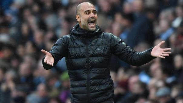 'Pep' Guardiola despejó las dudas sobre su futuro en Manchester City