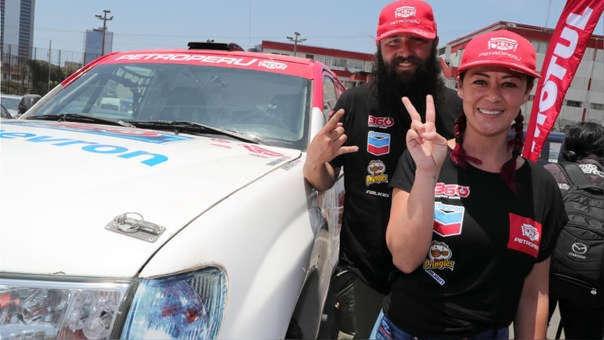 conoce a los 6 peruanos que competirán en el torneo automovilístico más esperado de todos los años