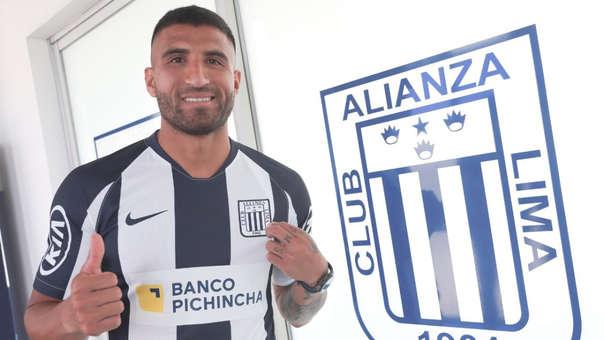 Josepmir Ballón fichó por Alianza Lima