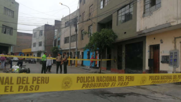 Feminicidio en El Agustino