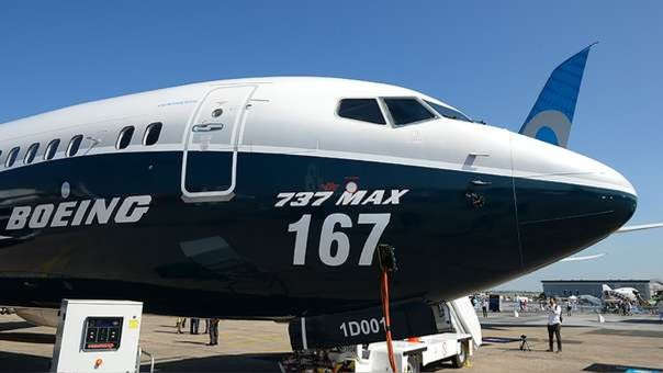 Los modelos 737 Max estuvieron relacionados a recientes tragedias aéreas