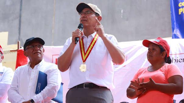 El presidente Vizcarra ofreció unas declaraciones la semana pasada que causaron polémica.