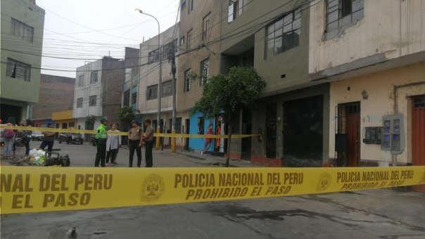 Crimen en El Agustino