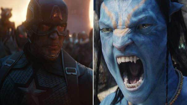 Avatar / Avengers: Endgame