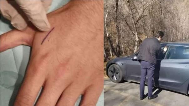 Tesla llave en la mano
