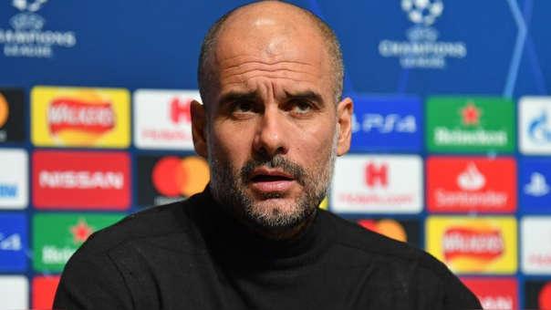 'Pep' Guardiola consideró irreemplazable a uno de sus jugadores del Manchester City