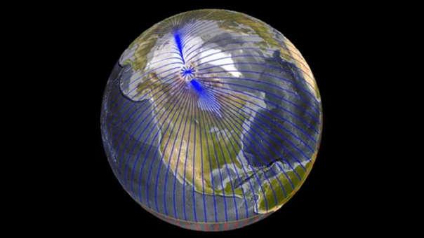 Desde varios años, los científicos siguen el movimiento del polo norte magnético de la Tierra para calibrar los sistemas de guiado.