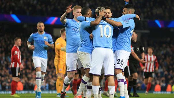 Manchester City vs. Sheffield United