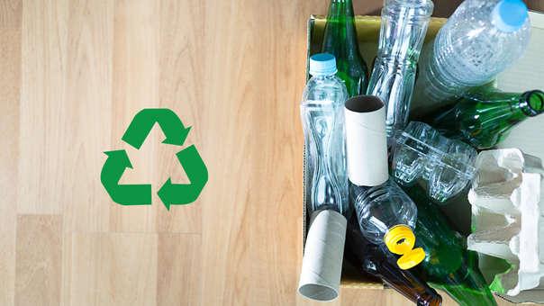 ¡Consumo responsable! Aprende a reciclar con esta guía básica