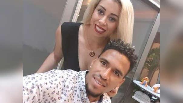 Pedro Gallese y Claudia Díaz