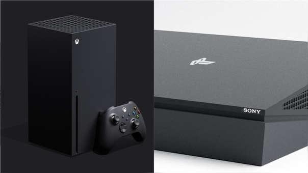 Nuevas consolas videojuegos
