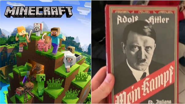 Minecraft Hitler