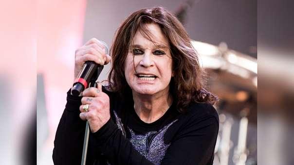 Desmienten la muerte del cantante Ozzy Osbourne.
