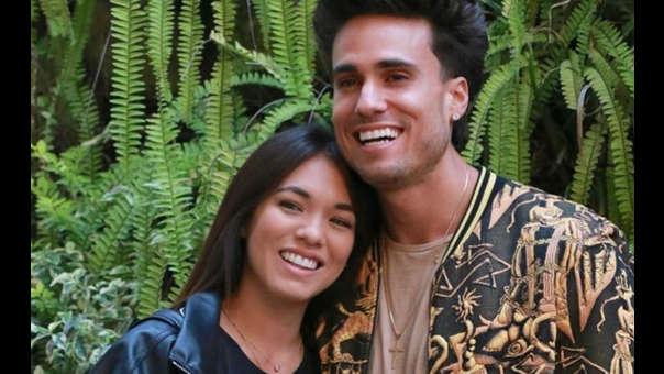 Jazmín Pinedo y Gino Assereto