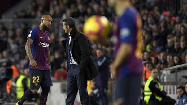 Arturo Vidal demandó al Barcelona por el impago de unas bonificaciones de su contrato