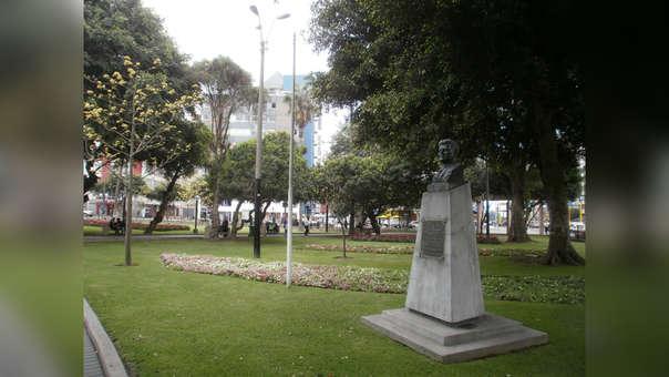 Los parques son el principal espacio público para los peruanos.